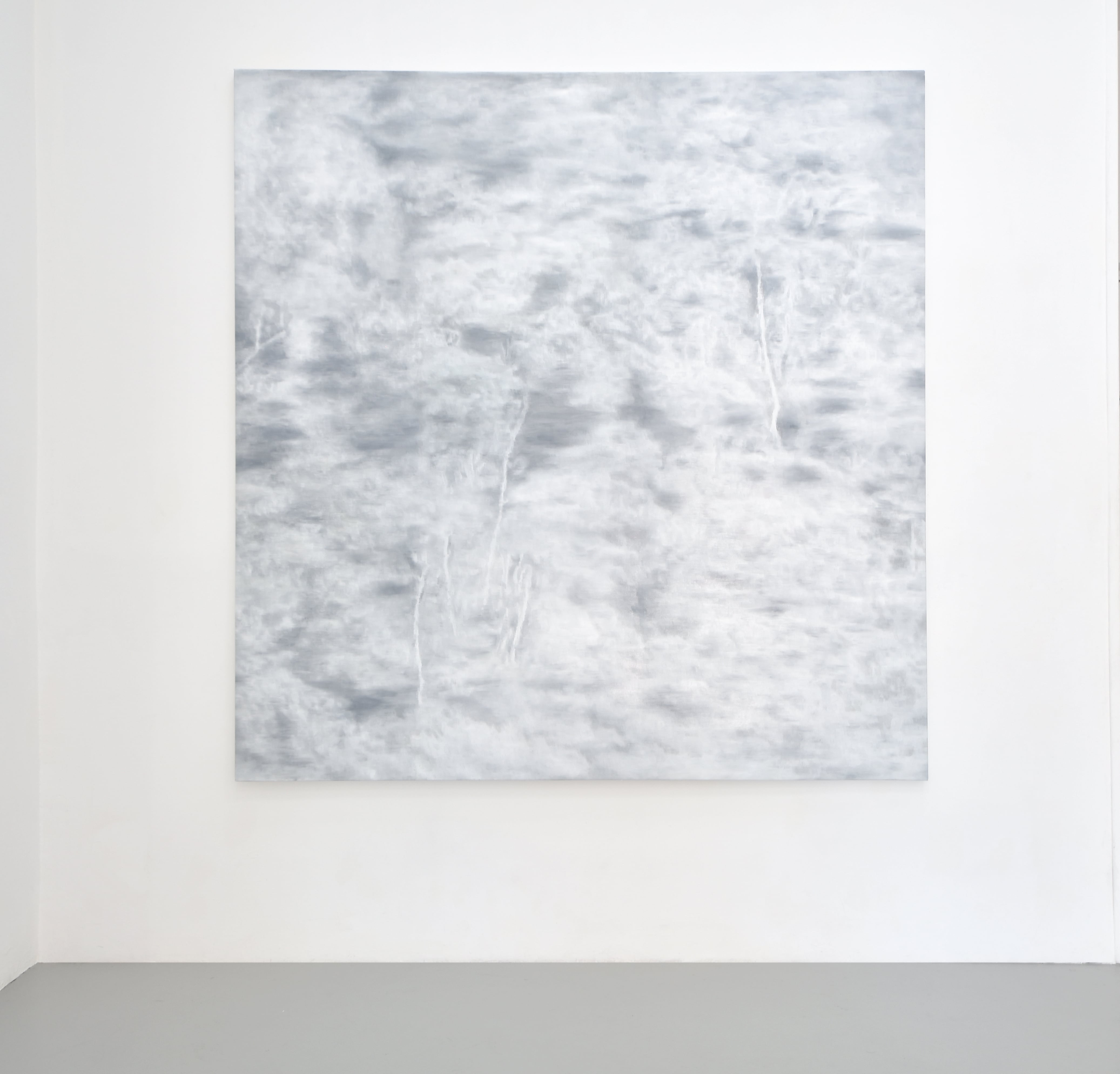 Fitzcarraldo, 2020 Oil on linen canvas, 200x200 cm